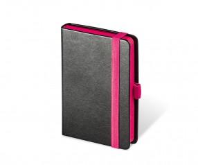 Brunnen Notizbuch Kompagnon Trend DIN A6 pink