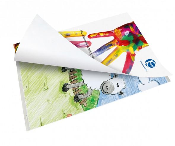 Brunnen Zeichenblock A3 Werbeartikel für Kinder