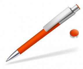 burger swiss pen Delta Soft 813 ballpoint pen Haifa 9012 orange