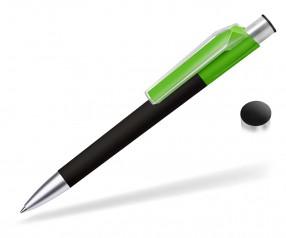 burger swiss pen PRISMA CRYSTAL Kugelschreiber Memmingen