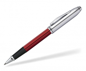CROSS Townsend LIMITED EDITION Rollerball Tintenroller chrome rot