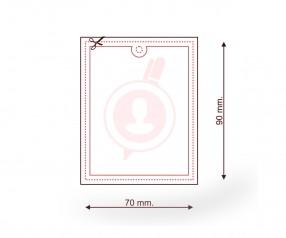 Raumerfrischer mit Logo als Werbeartikel FORM 080 Rechteck