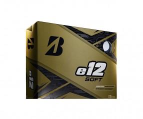 Golfbälle Werbemittel Bridgestone e12 Soft Golfball in 4 verschiedenen Farben