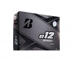 Golfbälle mit Logo bedrucken Bridgestone e12 Speed Golfball