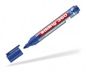 edding 360 363 Whiteboard Marker Werbemittel blau