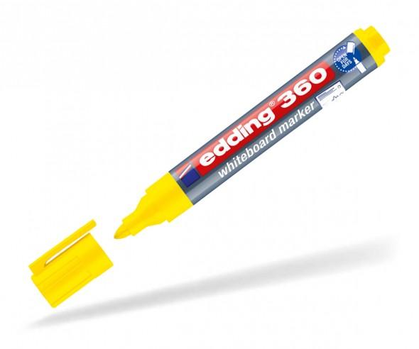 edding 360 363 Whiteboard Marker Werbegeschenk gelb