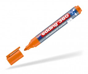 edding 360 363 Whiteboard Marker Streuartikel orange