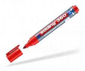 edding 360 363 Whiteboard Marker mit Logo rot