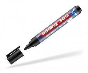 edding 360 363 Whiteboard Marker Werbeartikel schwarz