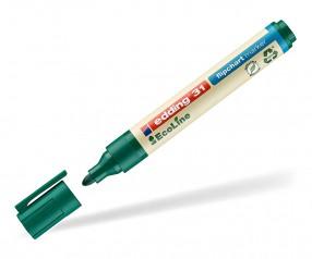 edding EcoLine 31 Nachhaltiger Flipchartmarker grün 004