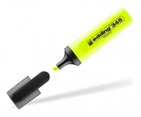 edding 345 Textmarker als Werbeartikel gelb 005