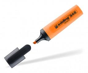 edding 345 Textmarker als Werbeartikel orange 006