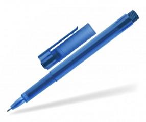 Faber-Castell Broadpen Fineliner inkl 1c Druck - blau