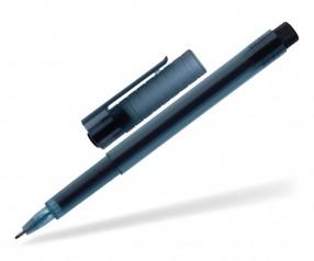 Faber-Castell Broadpen Fineliner inkl 1c Druck - schwarz