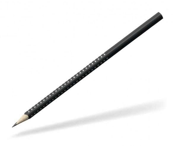 Faber-Castell Werbebleistift Grip 2001 Dreieckform 21 70 00 schwarz