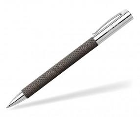 Faber-Castell Ambition OpArt Black Sand Kugelschreiber 147055 inkl. Lasergravur
