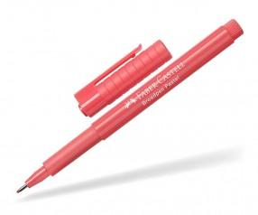 Faber-Castell Broadpen Fineliner inkl 1c Druck - orange