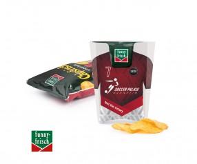 Funny-frisch Chips Box ungarisch 30g incl. 4c-Digitaldruck Werbeartikel