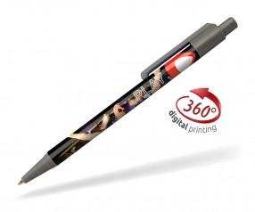 Goldstar Astaire CLX 360 Grad Rundumdruck Kugelschreiber Pantone 417 Dunkelgrau