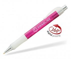 Goldstar Hepburn Crystal Kugelschreiber CNF Pink (PMS Process Magenta)