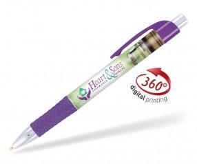Goldstar Lebeau Grande Kugelschreiber CTQ Violett (PMS 268)