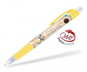 Goldstar Lebeau Grande Kugelschreiber CTQ Gelb (PMS 108)