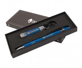 Goldstar Prince & McQueen Geschenkset DWT Hellblau (PMS 7690)