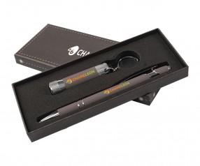 Goldstar Prince & McQueen Geschenkset DWB Grau (PMS 425)