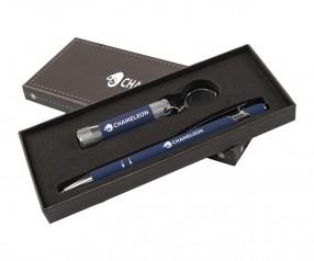 Goldstar Prince & McQueen Geschenkset DWT Marineblau (PMS 2146)