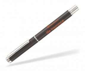 Goldstar Kelly PMU Kappenkugelschreiber Pantone black schwarz