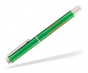 Goldstar Kelly PMU Kappenkugelschreiber Pantone 2272 Grün