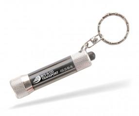 Goldstar McQueen LED Taschenlampe bedrucken incl Gravur gun Pantone 2335 glanz LAK