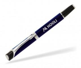 Goldstar Costello Deluxe LAT Kappen-Kugelschreiber Werbegeschenk incl Gravur blau
