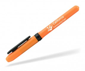 Goldstar LEDGER PYZ Textmarker Leuchtstift Highlighter orange