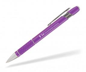 Goldstar Olivier LHH Kugelschreiber incl Gravur Pantone 259 violett