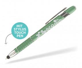 Goldstar Olivier LHS stylus touchpen incl Gravur Pantone 2264 grün