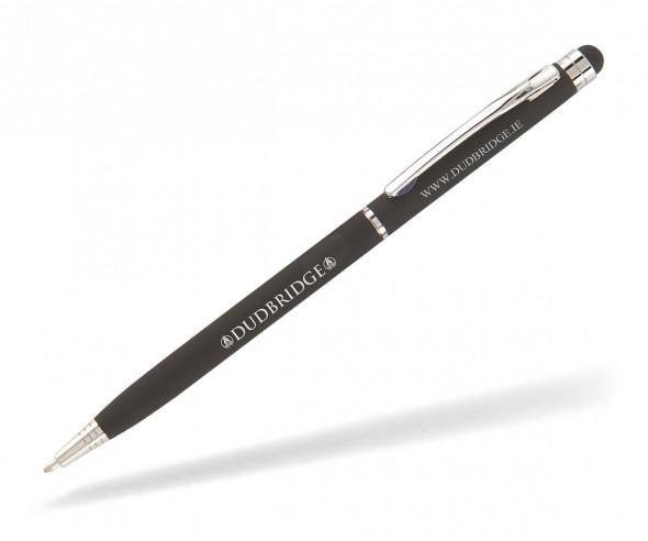 Goldstar Minnelli touchpen LUJ Kugelschreiber black schwarz