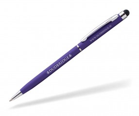Goldstar Minnelli touchpen LUJ Kugelschreiber 267 violett