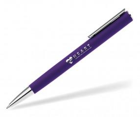 Goldstar Jagger Chrome Kugelschreiber Kugelschreiber MPU Violett (PMS 267)