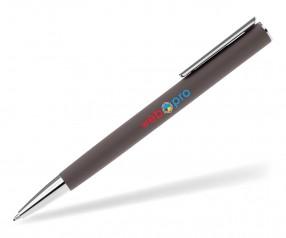 Goldstar Jagger Chrome Kugelschreiber Kugelschreiber MPU Taupe (PMS 425)