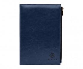 Goldstar Hardy Premium Notizbuch NOK Blau (PMS 3524)
