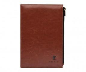 Goldstar Hardy Premium Notizbuch NOK Braun (PMS 2443)