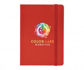 Goldstar Joyce Classic Soft-Touch Notizbuch NOL Rot (PMS 3615)