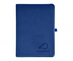 Goldstar Yeats Soft Touch Notizbuch SAK Pantone 2133 Blau