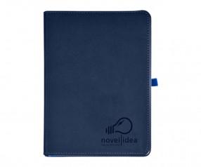 Goldstar Yeats Soft Touch Notizbuch SAK Pantone 7694 Dunkelblau