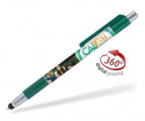 Goldstar Astaire PGG 360 Grad Rundumdruck Kugelschreiber Grün (PMS 341)