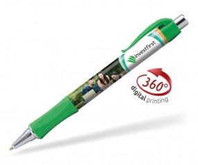 Goldstar Hepburn Chrome Kugelschreiber PHG Grün (PMS 2271)