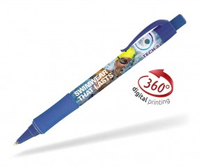 Goldstar Hepburn PHT inkl 360 Grad Druck Kugelschreiber Pantone 7685 Dunkelblau