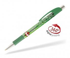 Goldstar Le Beau PWA inkl 360 Grad Druck Kugelschreiber Pantone 7732 Grün
