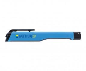 Goldstar Vega LED Taschenlampe QAK Blau (PMS 2394)
